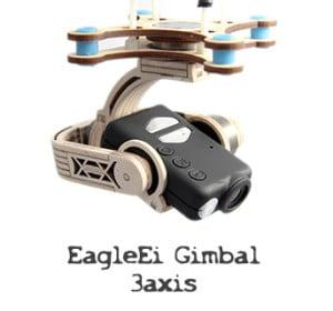EagleEi Gimbal 3axis