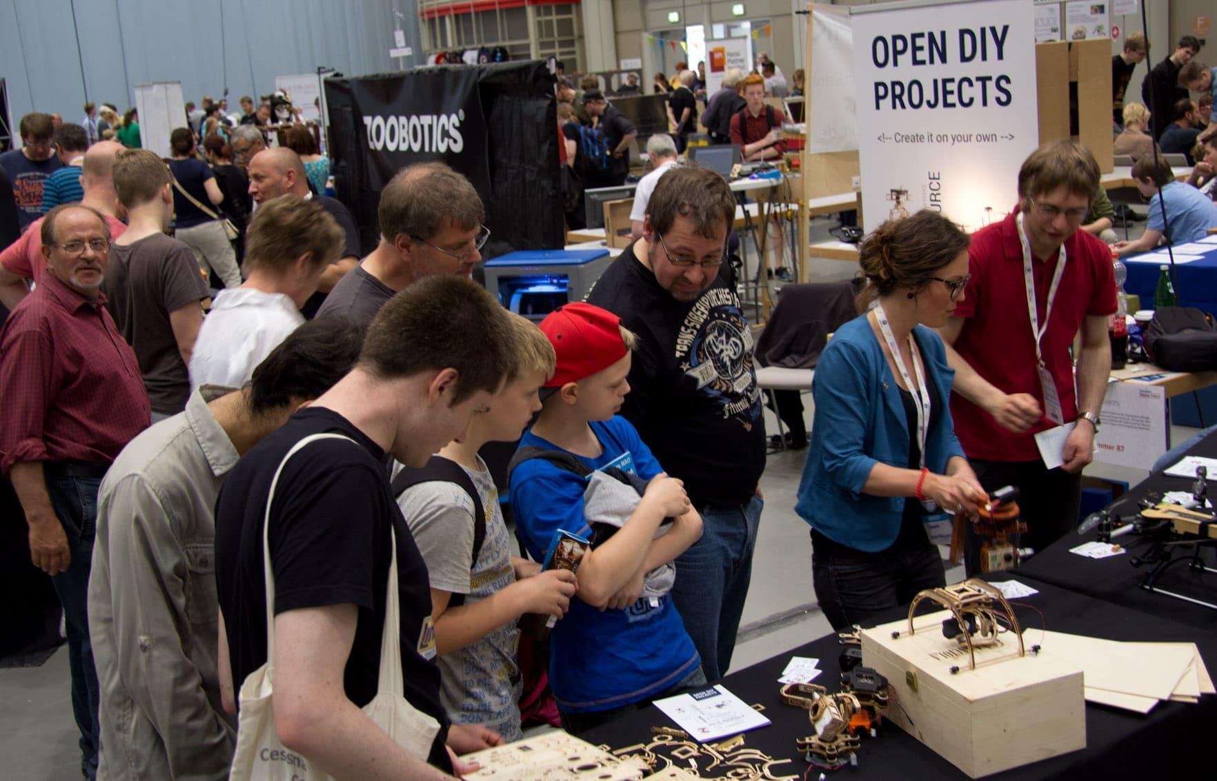 Maker FaireHannover2016