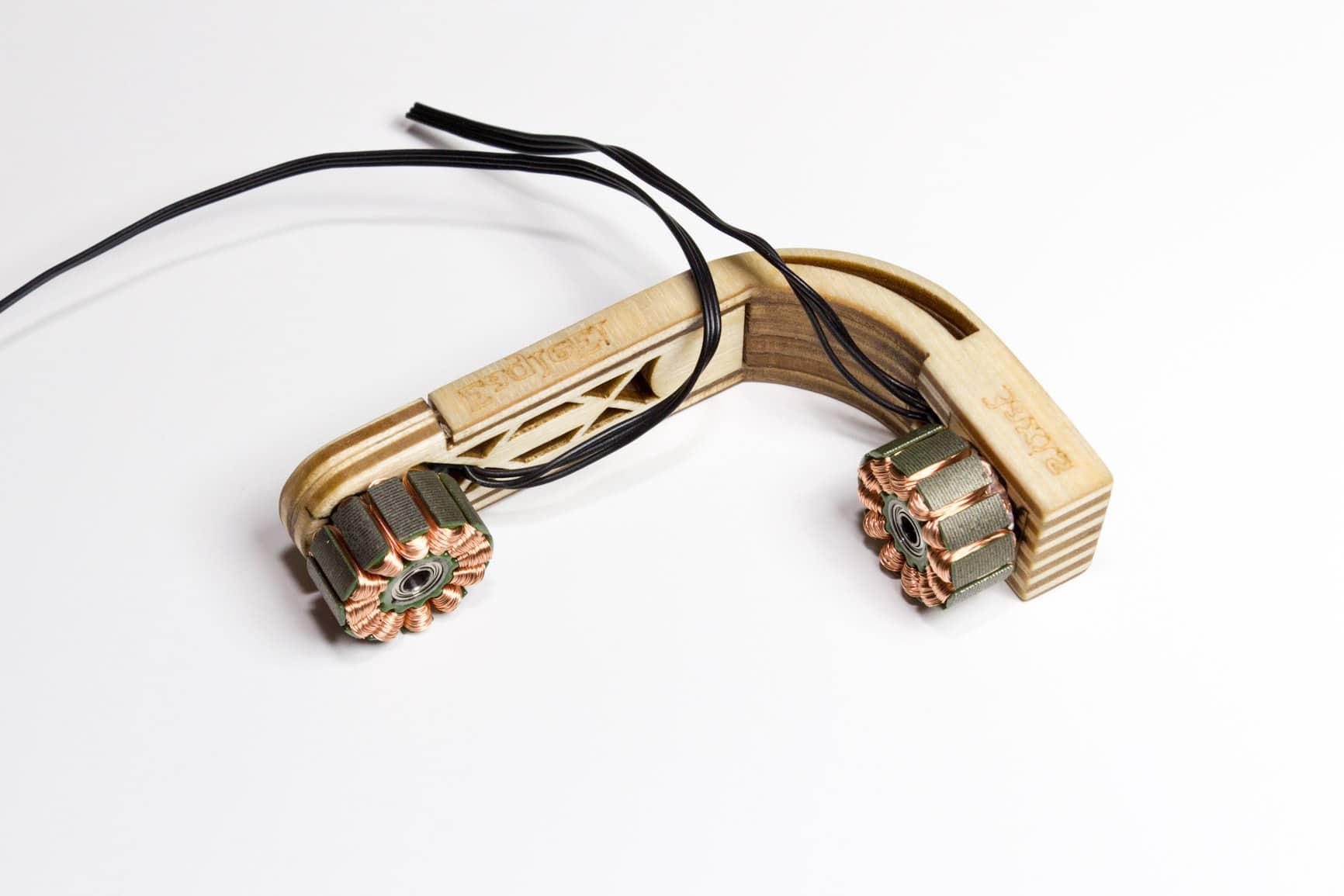 Verkabelung für das EagleEi 360° Gimbal | OPEN DIY PROJECTS